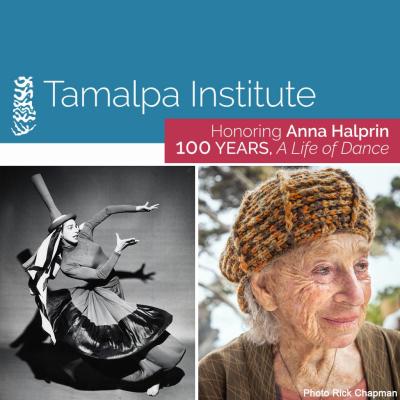 LOCAL>> Anna Halprin Memorial Planetary Dance