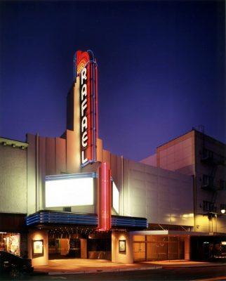 Christopher B. Smith Rafael Film Center